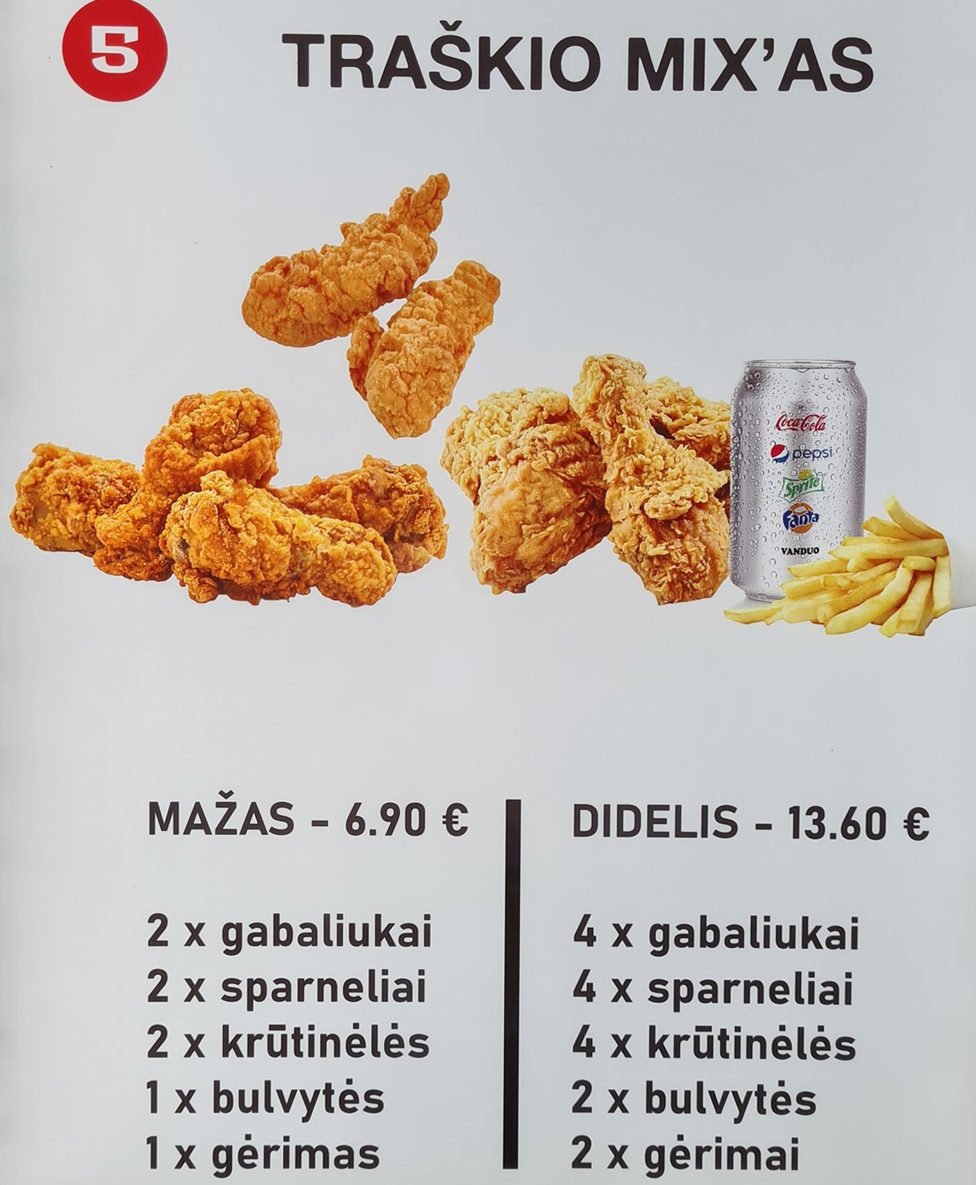 Traškio Mix'as